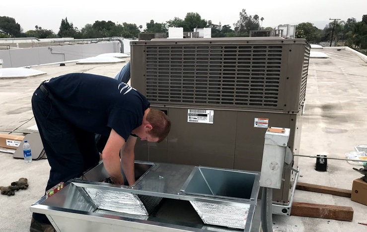 CommercialRooftop HVAC Units